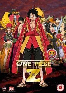 One Piece Film: Z UK Anime DVD Review