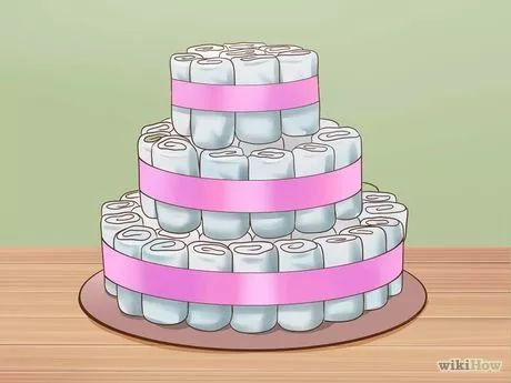 Image intitulée Make a Diaper Cake Step 13