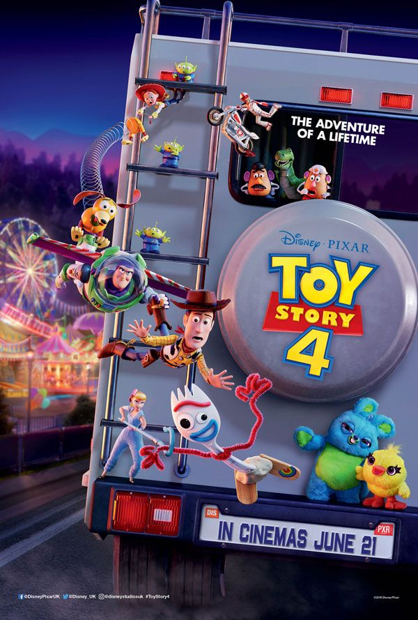 Ver Toy Story 4 2019 Pelicula Completa Online En Espanol Latino Subtitulado Toy Story New Toys Full Movies