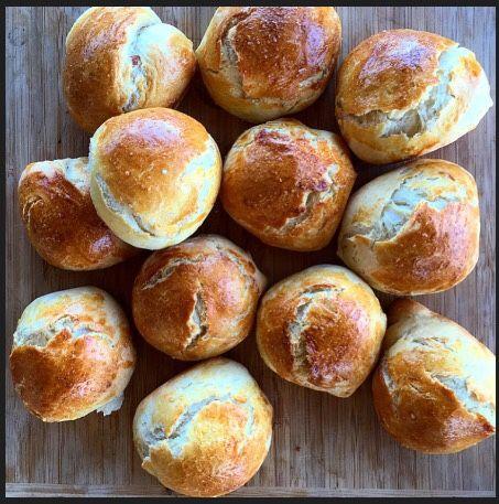 mezederyası: Minik Ekmekler