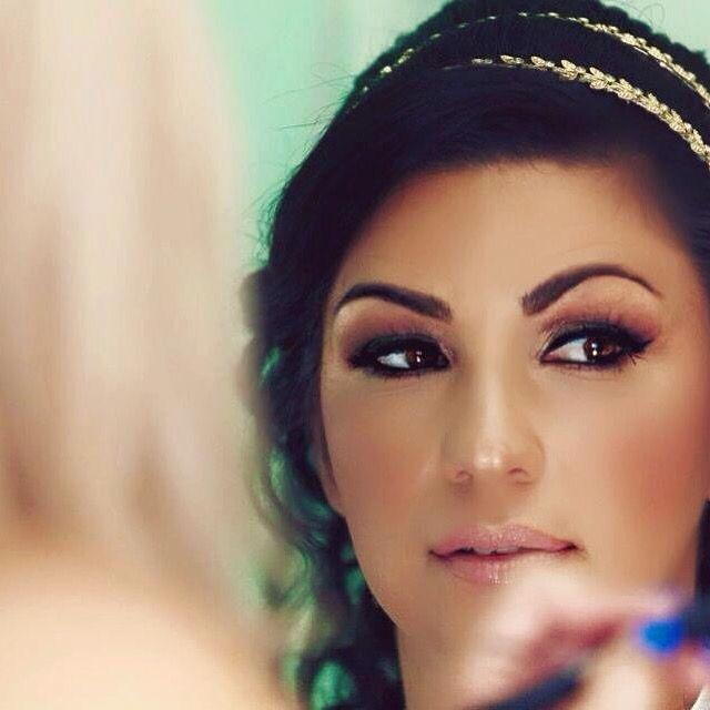 Bridal/Wedding Makeup-Suzie Stefanidou www.suzimakeup.com