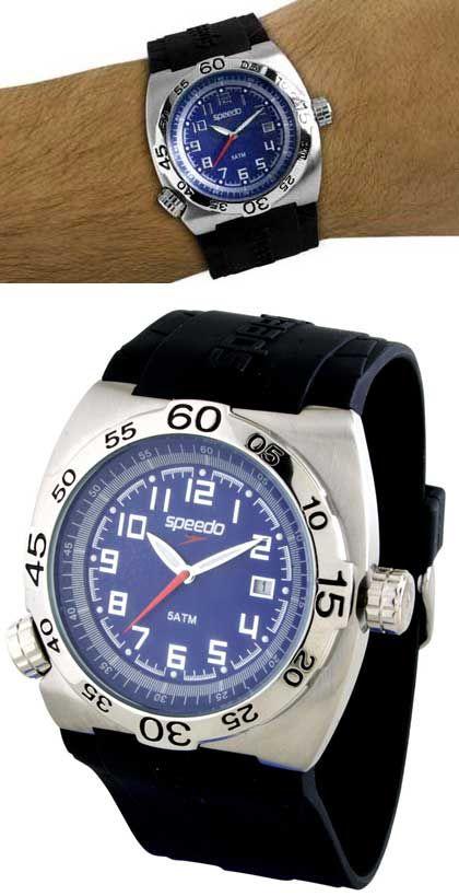 relógio, relógios, relógios esportivos, relógio suiço, timex, wenger, zodiac, swiss army, speedo, Relógio Speedo - 24800 Higher - Azul, SPD24800az, Speedo WKshop