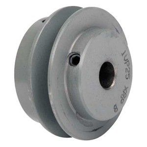 Sheave, Variable Pitch, O D 4.75 In, Solid by Tb Wood'S. $82.32. Variable Pitch Fixed Bore Cast Iron SheavesAdjust by loosening setscrews in hubs, turning threaded flange to desired setting, and then retightening setscrews. Standard keyway.Cast ironSolid constructionSheave, Variable Pitch, Fixed Bore Type, Bore Dia. 5/8 In., Fits Shaft Dia. 5/8 In., Outside Dia. 4.75 In., 1 Groove, Solid Construction, 3L Belt Pitch Dia. 4.22 to 3.27 In., 4L or A Belt Pitch Dia. 4....