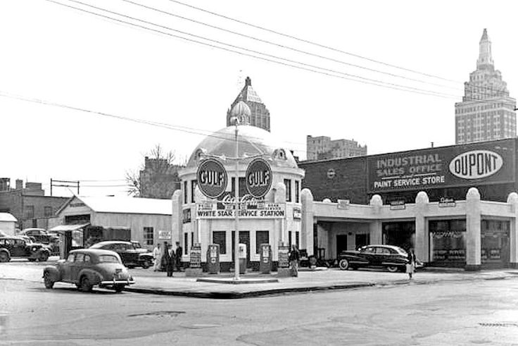 Ford Dealers Tulsa >> 1000+ images about GULF OIL/CHEVRON USA on Pinterest   Technology, Pump and Old gas stations