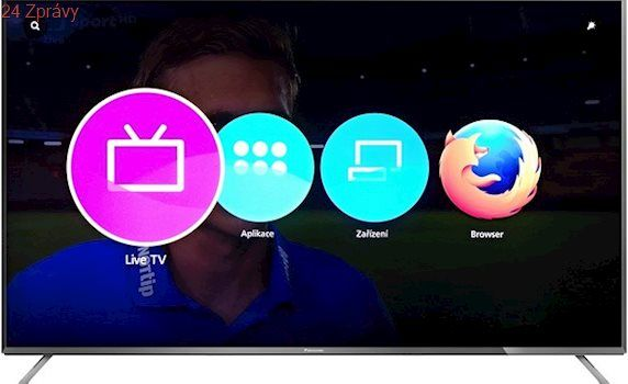 Co znamená konec Firefox OS pro televizory Panasonic? Oficiálně nic