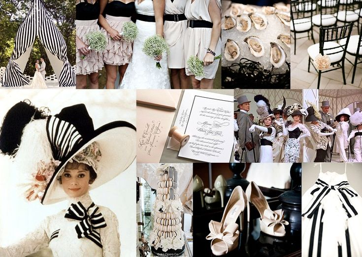 chaosweetie wedding inspiration fair lady