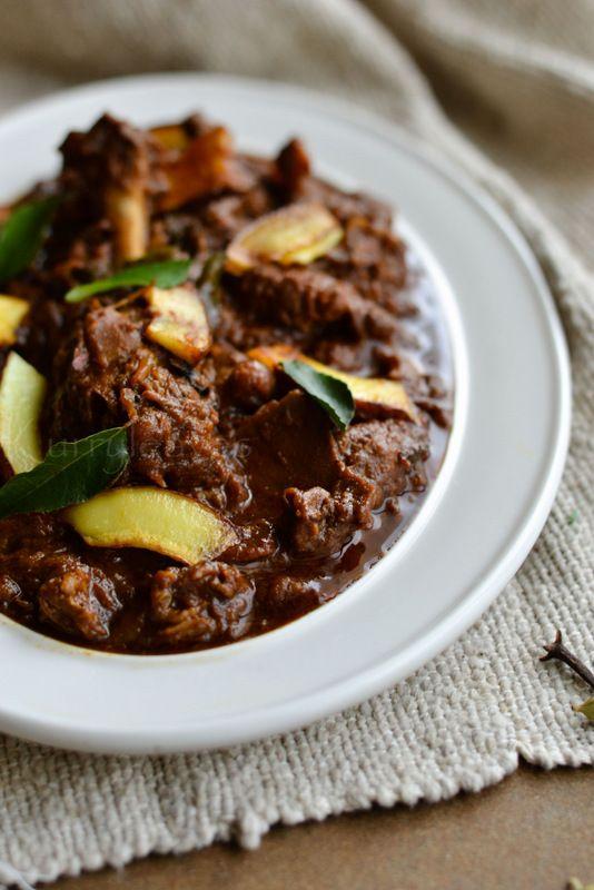 Varutharacha Duck Curry | Kerala Style Duck Curry | Nadan Tharavu Curry | kurryleaves