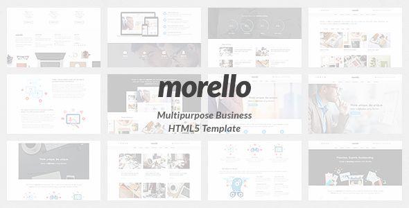 Morello - Multipurpose Business HTML5 Template