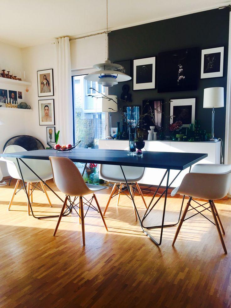 stunning esstisch holz begeistert contemporary - sohopenthouse, Esszimmer dekoo