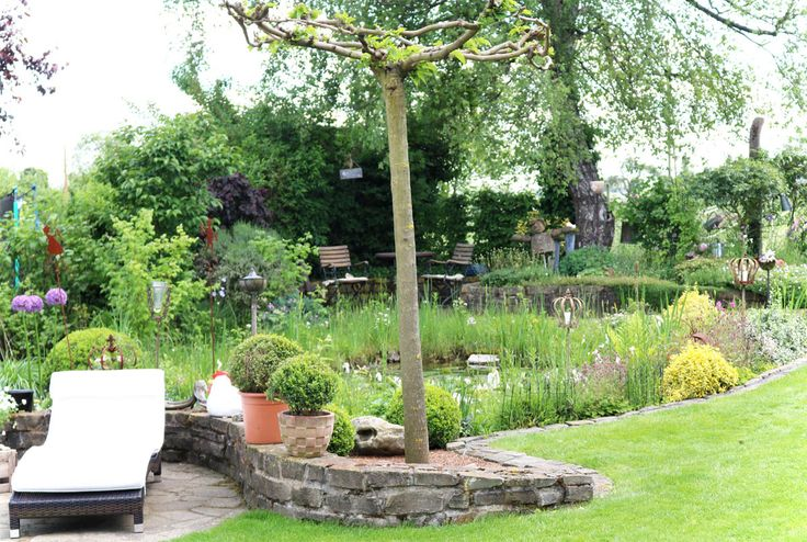 81 best Garten images on Pinterest Decks, Gardening and Backyard ideas - umgestaltung krautergarten dachterrasse