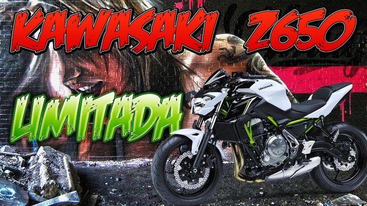 Prueba moto Kawasaki Z650, características principales, vídeo completo con todos los comentarios sobre esta bicilíndrica de Kawasaki.