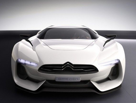 The GT By Citroen: The Virtual Crossover