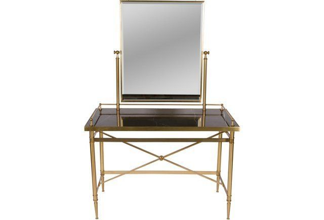 1000 Ideas About Glass Vanity Table On Pinterest Makeup Table Vanity Glas