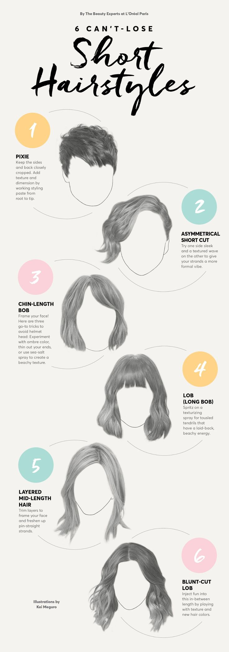 6 short haircuts that look great on everyone - AOL Lifestyle