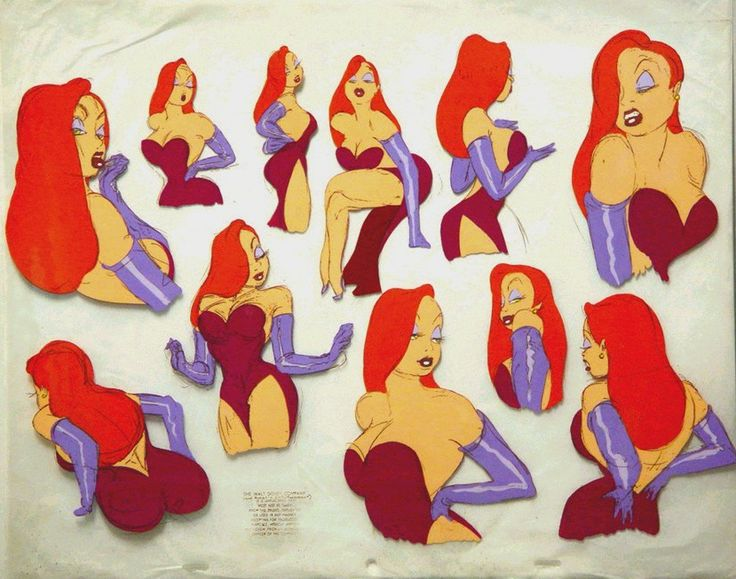 جامده اووي  erotic jessica rabbit sketches sara jay