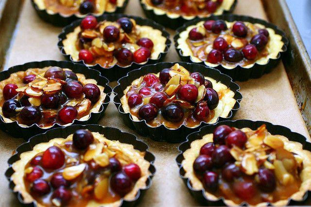 Cranberry Pecan Frangipane Tart Recipes — Dishmaps