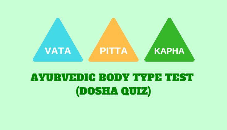 Dosha Quiz (Ayurveda Dosha Test) – Ayurvedic Body Type Test