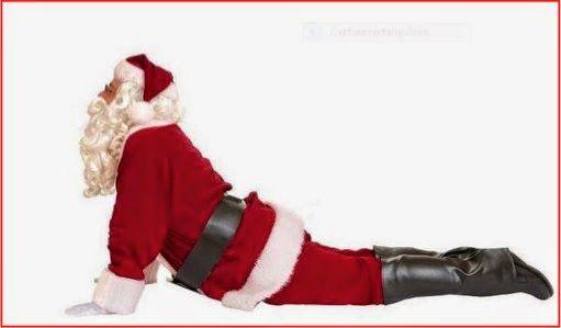 Santa Claus pilates | De todo Pilates | Pinterest ...