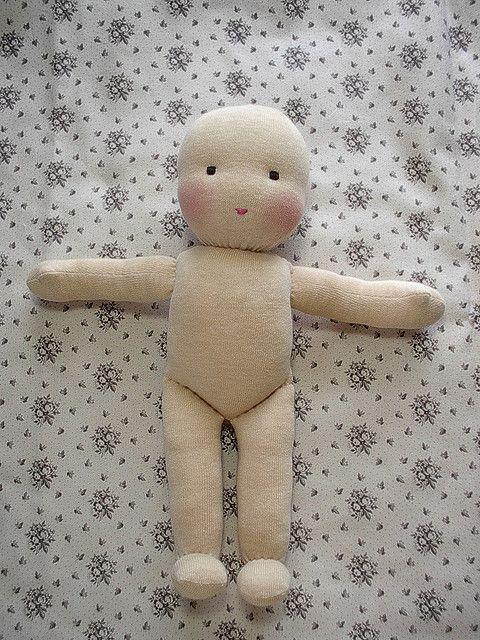 Mimin Dolls: Tutorial Waldorf