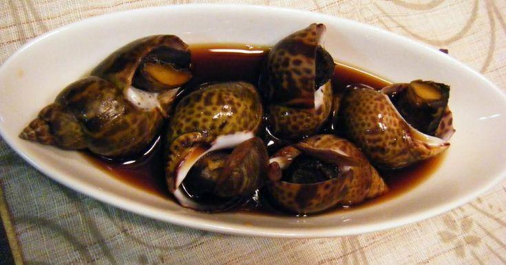 ★つぶ貝の煮付け★ by masako... [クックパッド] 簡単おいしいみんなのレシピが247万品