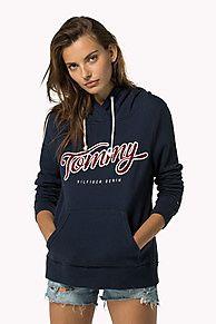 Shoppen Sie Grafische Kapuzenjacke und erkunden Sie die Tommy Hilfiger Kapuzenpullover für Damen. Kostenlose Lieferung & Retouren. 8719254350152