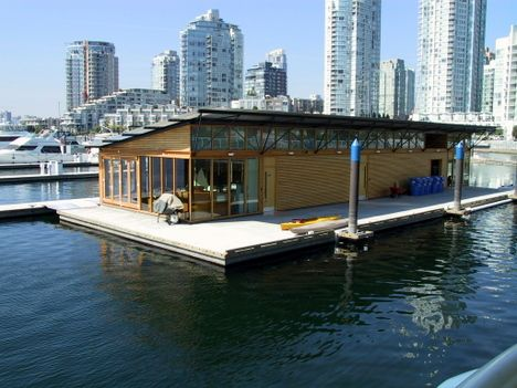quayside marine floating marina in vancouver international marine floatation systems. Black Bedroom Furniture Sets. Home Design Ideas