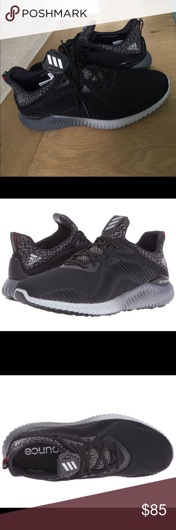 Adidas Alphabounce shoes (never been worn)
