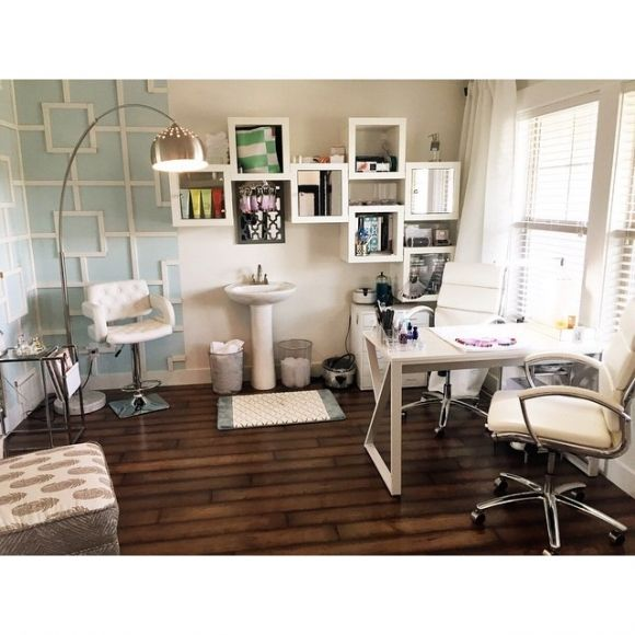 46 best Nail Salons and Decor Ideas! images on Pinterest | Nail ...
