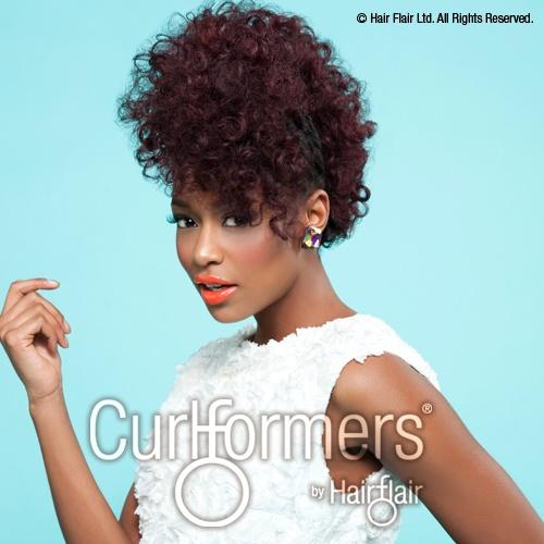 Black Hair Magazine Photo Shoot