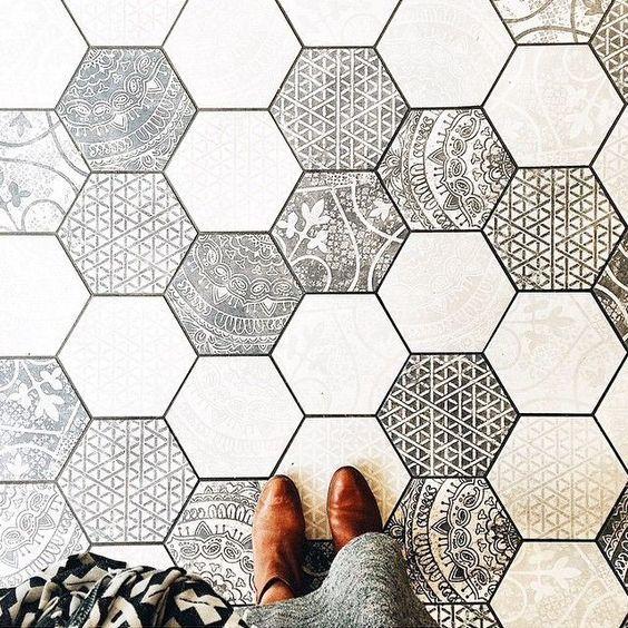 W&D Home: Tile, Tile, Tile! | { wit + delight } | Bloglovin':