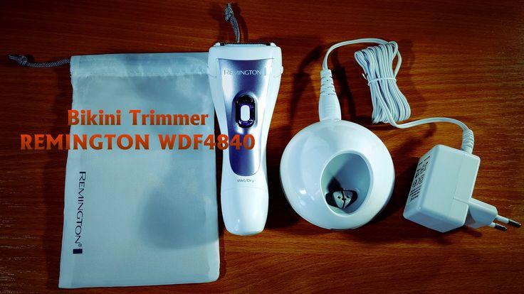 Trimmer pentru bikini REMINGTON WDF4840