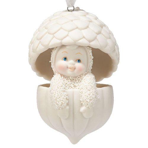 Baby Acorn Ornament  ~ UPC: 045544631037