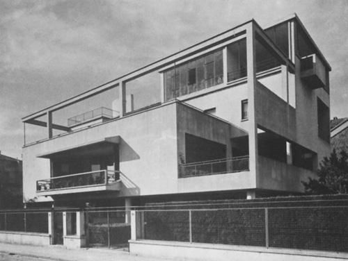260 best images about modern architecture 1930s on - Arquitecto le corbusier ...