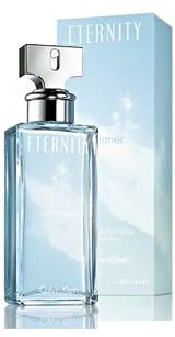 Adore this!  The fragrance from the summer when I fell in love. <3  Eternity Summer 2007 Calvin Klein for women