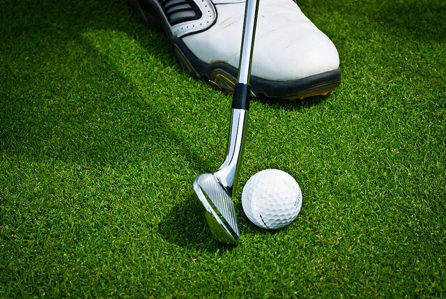 Would you like to know how to hit your sand wedge properly?  Its bounce can really come in handy in certain situations.  Here is a good starting point: http://golfstead.com/how-to-hit-a-sand-wedge