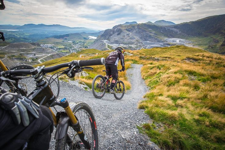 10 of the best MTB destinations in Wales