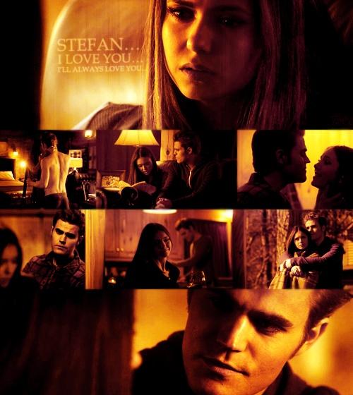 vampire diaries 6x04 elena and stefan relationship