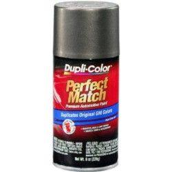 Perfect Match Automotive Paint GM Dark Bronzemist Metallic 8 oz Aerosol Can