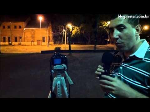 #ResterTECH S02E20 - Fotos Noturnas com a Canon SX30 IS - YouTube