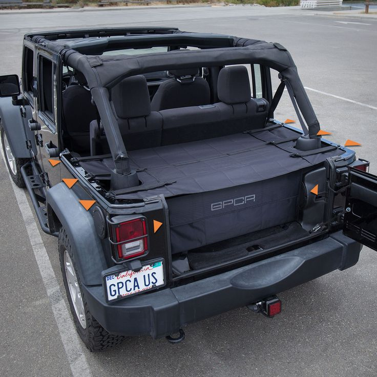Official Jeep Accessories: 27 Best Jeep Wrangler Top Cargo Accessories Images On