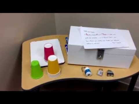 Viola Swamp Breakout EDU set up video for ages 6-9 - YouTube