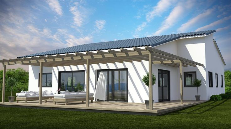 SANT GREGORI 180 m2, Hormigón celular con trasdosado tejado inclinado