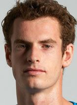 Australian Open 2013 - Tennis -   -  ANDY MURRAY  -  Country: United Kingdom; Birth Date:15 May 1987; Birth Place:Dunblane, Scotland; Residence:London, England; Height:1.91 metres; Weight:84.1 kilos; Plays: Right; Singles Ranking: 3; Doubles Ranking: 208.