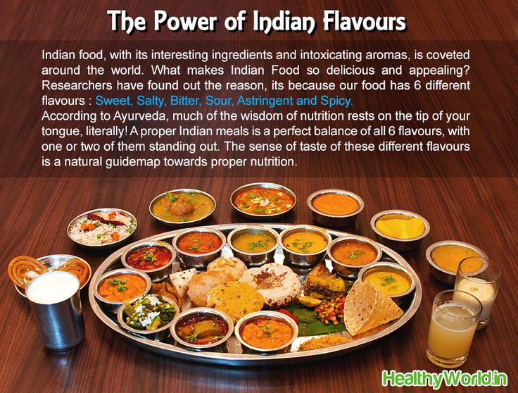 Indian Food Cuisine Facts