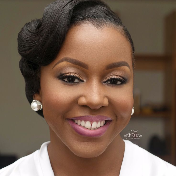 Wedding Makeup Tips For Dark Skin : Best 25+ Black bridal makeup ideas on Pinterest