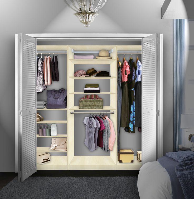 Isa Closet Systems   Walk In Closet Bliss