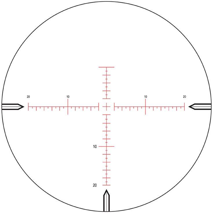 ATACR™ 5-25×56 F1 Riflescope | Riflescopes & Sport Optics | Nightforce Optics, Inc.