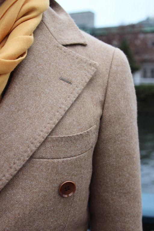 iamsangsouvanh:    Ring Jacket - Baby Suri Alpaca Coat