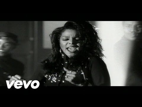 Janet Jackson - Miss You Much - YouTube