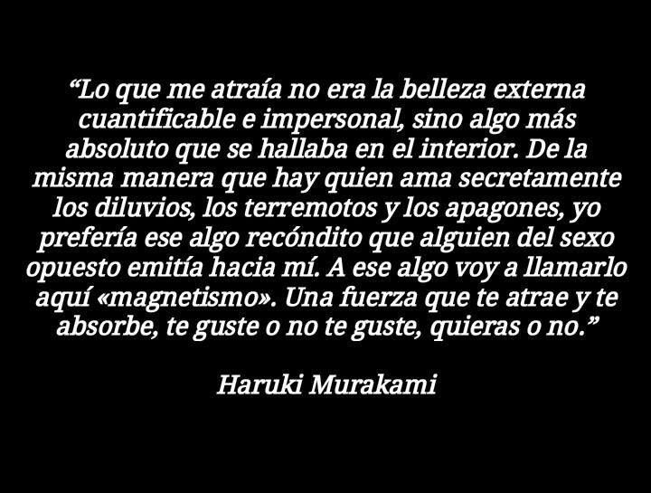 Al sur de la frontera, al oeste del sol - Haruki Murakami